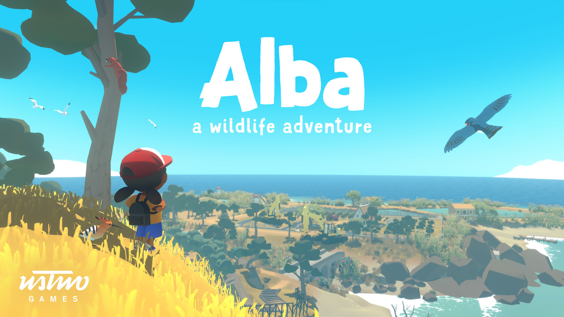 ustwo games'den yeni oyun: Alba: a Wildlife Adventure